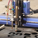 DigiCut CNC Plasma  Torch Station